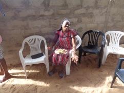 Kerthu, the birthday girl